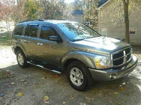2005 Dodge Durango for sale at JCW AUTO BROKERS in Douglasville GA