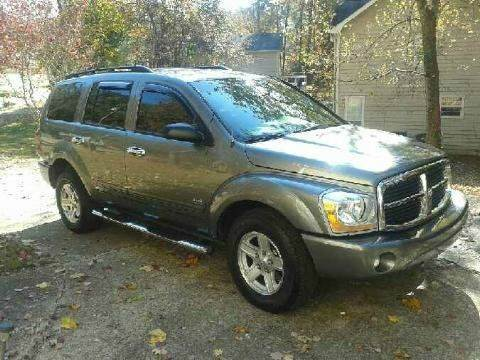 2005 Dodge Durango for sale at JCW AUTO BROKERS in Douglasville GA