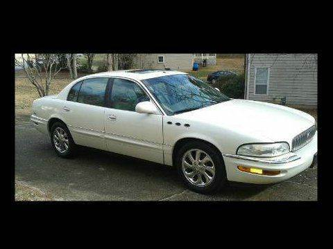 2003 Buick Park Avenue for sale at JCW AUTO BROKERS in Douglasville GA