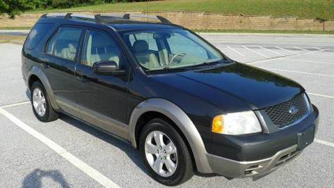 2007 Ford Freestyle for sale at JCW AUTO BROKERS in Douglasville GA