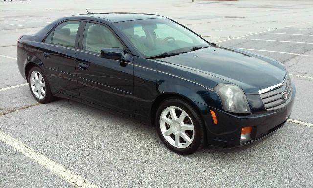 2005 Cadillac CTS for sale at JCW AUTO BROKERS in Douglasville GA