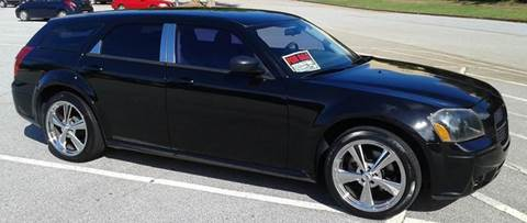 2006 Dodge Magnum for sale at JCW AUTO BROKERS in Douglasville GA