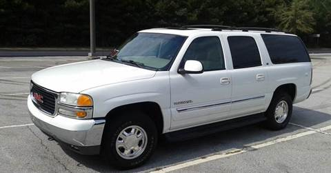 2003 GMC Yukon XL for sale at JCW AUTO BROKERS in Douglasville GA