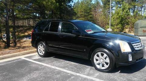 2006 Cadillac SRX for sale at JCW AUTO BROKERS in Douglasville GA