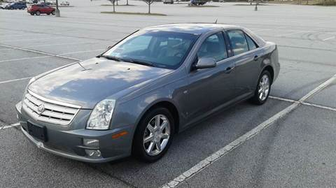 2006 Cadillac STS for sale at JCW AUTO BROKERS in Douglasville GA
