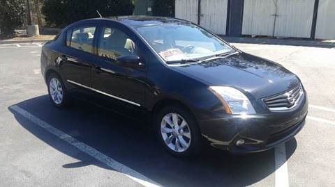 2010 Nissan Sentra for sale at JCW AUTO BROKERS in Douglasville GA