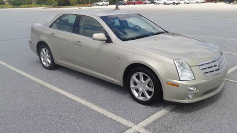 2007 Cadillac STS for sale at JCW AUTO BROKERS in Douglasville GA