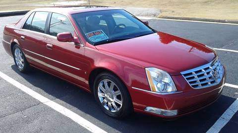 2006 Cadillac DTS for sale in Douglasville, GA