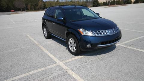 2006 Nissan Murano for sale at JCW AUTO BROKERS in Douglasville GA