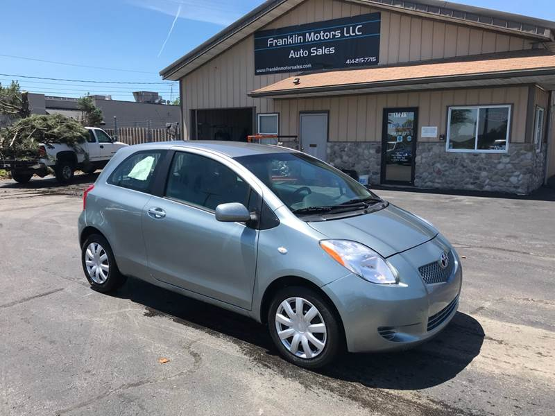 2007 Toyota Yaris for sale at Franklin Motors in Franklin WI