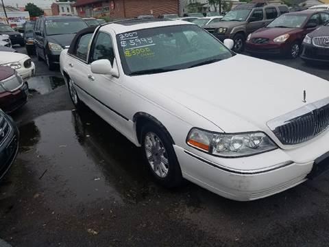 2007 Lincoln Town Car for sale in Trenton, NJ