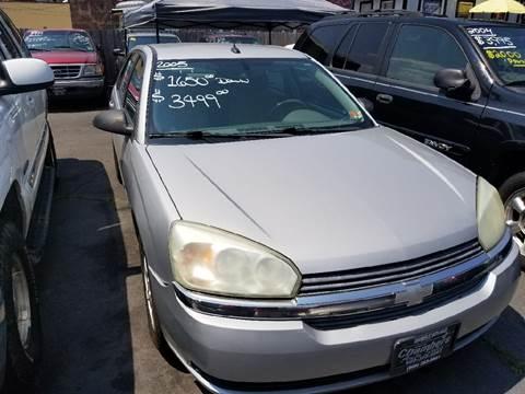 2005 Chevrolet Malibu Maxx for sale in Trenton, NJ