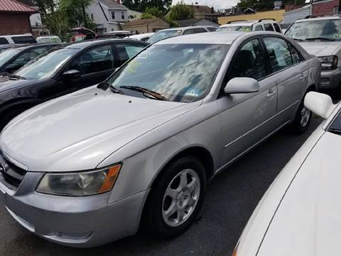 2006 Hyundai Sonata for sale in Trenton, NJ