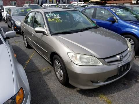 2004 Honda Civic for sale in Trenton, NJ