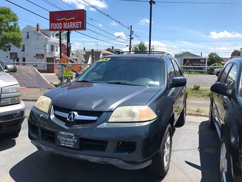 2004 Acura MDX for sale at Chambers Auto Sales LLC in Trenton NJ