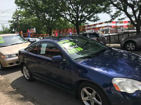 2004 Acura RSX for sale at Chambers Auto Sales LLC in Trenton NJ