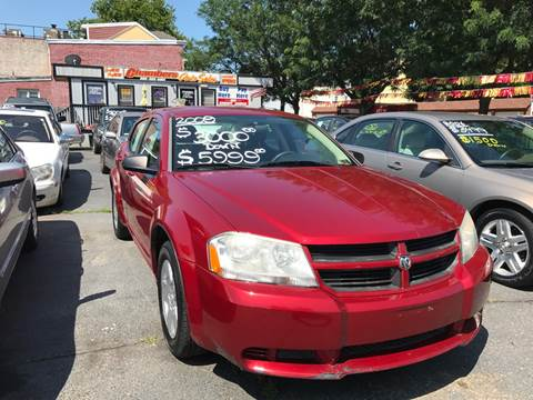 2009 Dodge Avenger for sale at Chambers Auto Sales LLC in Trenton NJ