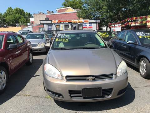 2006 Chevrolet Impala for sale at Chambers Auto Sales LLC in Trenton NJ