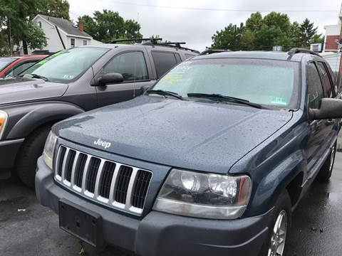 2004 Jeep Grand Cherokee for sale at Chambers Auto Sales LLC in Trenton NJ