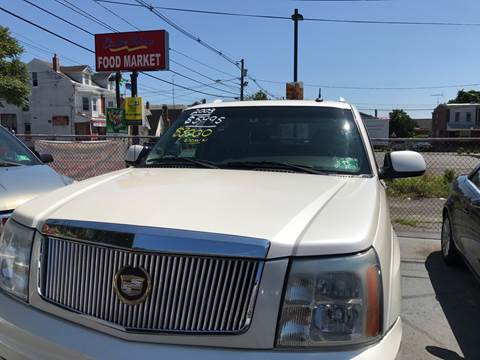 2003 Cadillac Escalade EXT for sale at Chambers Auto Sales LLC in Trenton NJ