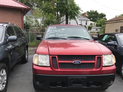 2001 Ford Explorer Sport Trac for sale at Chambers Auto Sales LLC in Trenton NJ