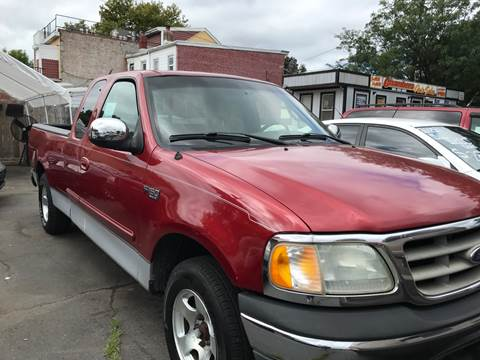 2002 Ford F-150 for sale at Chambers Auto Sales LLC in Trenton NJ