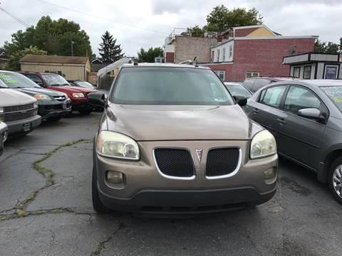 2006 Pontiac Montana SV6 for sale in Trenton, NJ