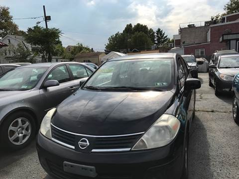 2007 Nissan Versa for sale at Chambers Auto Sales LLC in Trenton NJ