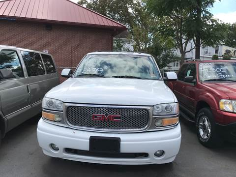 2002 GMC Yukon XL for sale at Chambers Auto Sales LLC in Trenton NJ