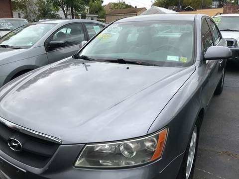 2006 Hyundai Sonata for sale at Chambers Auto Sales LLC in Trenton NJ