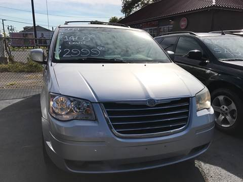 2008 Chrysler Town and Country for sale at Chambers Auto Sales LLC in Trenton NJ