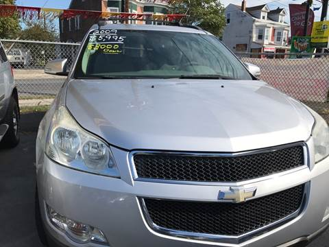 2009 Chevrolet Traverse for sale at Chambers Auto Sales LLC in Trenton NJ