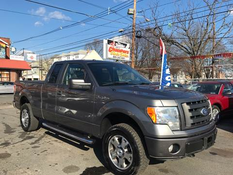 2010 Ford F-150 for sale at Chambers Auto Sales LLC in Trenton NJ