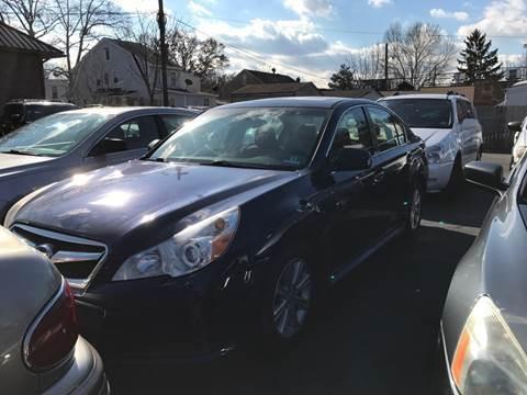 2010 Subaru Legacy for sale at Chambers Auto Sales LLC in Trenton NJ