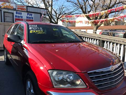2006 Chrysler Pacifica for sale at Chambers Auto Sales LLC in Trenton NJ