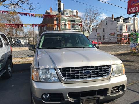 2003 Ford Explorer for sale at Chambers Auto Sales LLC in Trenton NJ