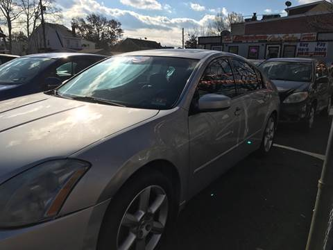 2004 Nissan Maxima for sale at Chambers Auto Sales LLC in Trenton NJ