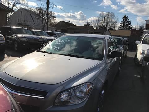 2008 Chevrolet Malibu for sale at Chambers Auto Sales LLC in Trenton NJ