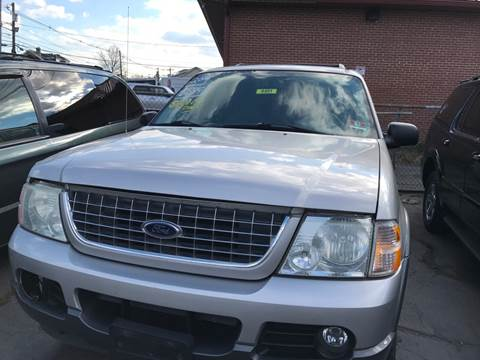 2004 Ford Explorer for sale at Chambers Auto Sales LLC in Trenton NJ
