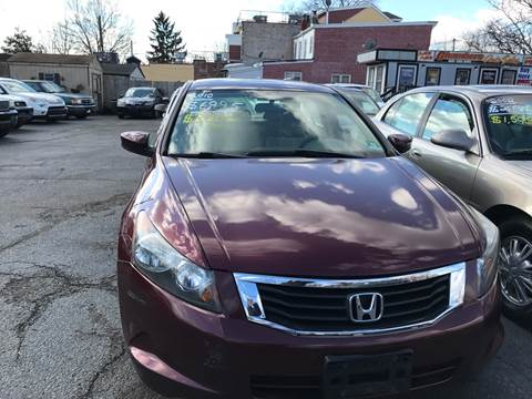 2010 Honda Accord for sale at Chambers Auto Sales LLC in Trenton NJ