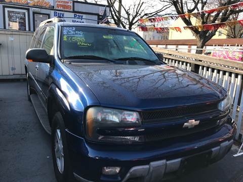 2003 Chevrolet TrailBlazer for sale at Chambers Auto Sales LLC in Trenton NJ
