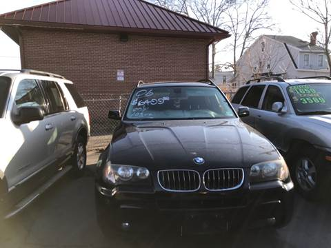 2006 BMW X3 for sale at Chambers Auto Sales LLC in Trenton NJ