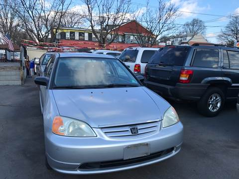2003 Honda Civic for sale at Chambers Auto Sales LLC in Trenton NJ