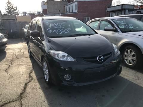 2009 Mazda MAZDA5 for sale at Chambers Auto Sales LLC in Trenton NJ