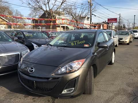 2011 Mazda MAZDA3 for sale at Chambers Auto Sales LLC in Trenton NJ