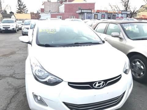 2011 Hyundai Elantra for sale at Chambers Auto Sales LLC in Trenton NJ