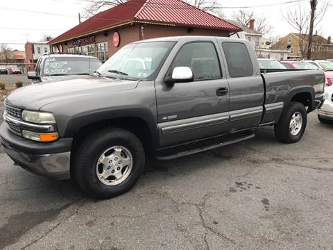 2000 Chevrolet Silverado 1500 for sale at Chambers Auto Sales LLC in Trenton NJ