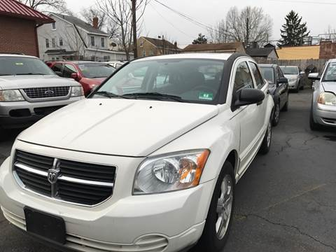 2007 Dodge Caliber for sale at Chambers Auto Sales LLC in Trenton NJ