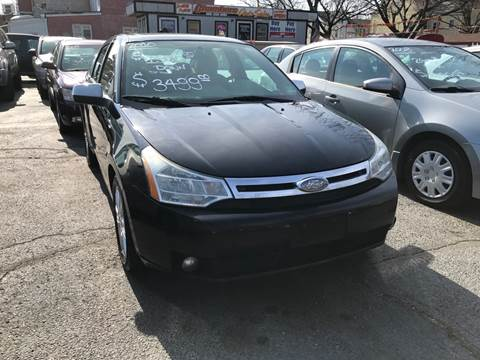 2010 Ford Focus for sale at Chambers Auto Sales LLC in Trenton NJ