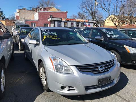 2010 Nissan Altima for sale at Chambers Auto Sales LLC in Trenton NJ